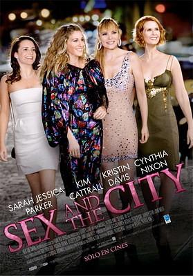 Секс в большом городе / Sex and the City 2008 (Смотреть Онлайн)