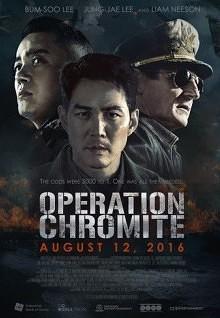 Операция «Хромит» / Operation «Chromite»  2016 (Смотреть Онлайн)