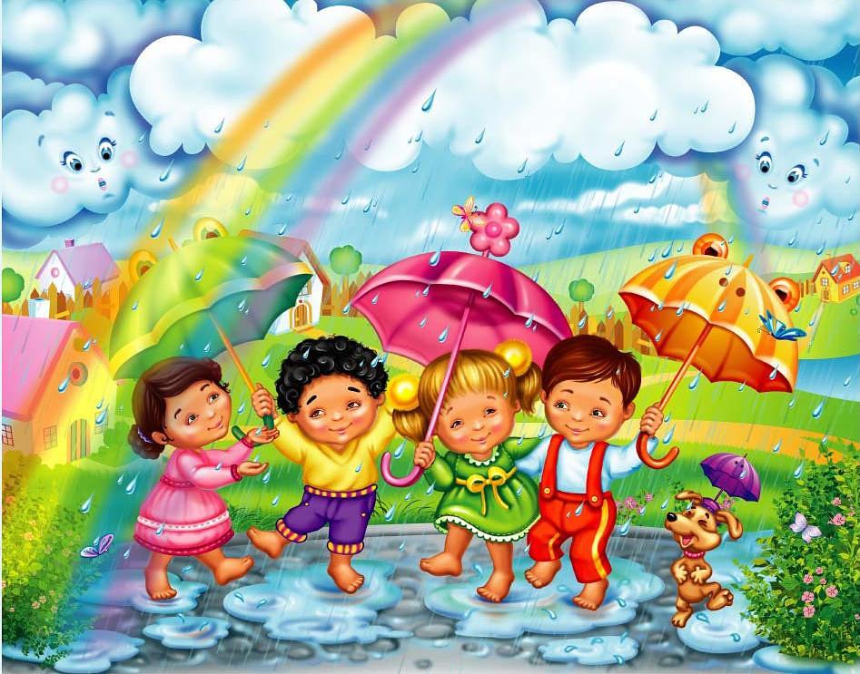 Картинки по запросу картинка дождик дождик не дожди