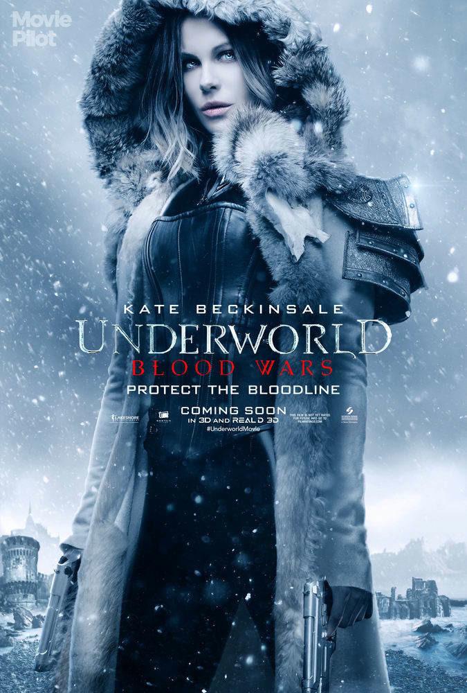 Другой мир: Войны крови / Underworld: Blood Wars (Смотреть Онлайн)