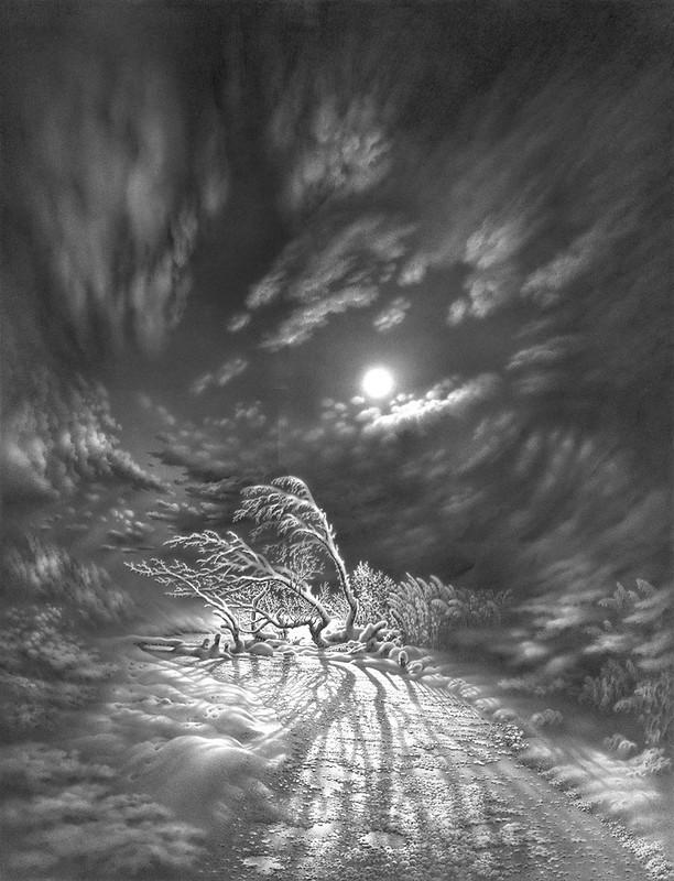 Картинки по запросу Картины выполнены карандашом - Художник Гурам Доленджашвили