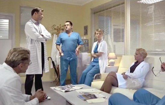 жена изменяет с врачами на работе
