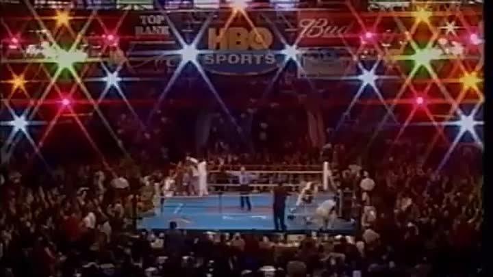 Floyd Mayweather Jr vs. Jose Luis Castillo 1 / Мейвезер - Кастильо I