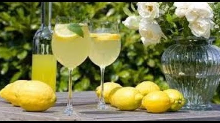 лимончелло в домашних условиях рецепт ликера на водке или самогоне