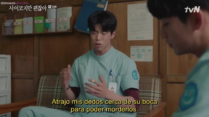 Its Okay To Not Be Okay Capitulo 10 Sub Espanol Newdoramas Com Watch and download it's okay, that's love with english sub in high quality. its okay to not be okay capitulo 10 sub