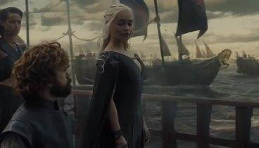 Juego De Tronos 6x10 Daenerys Camino De Poniente Latino