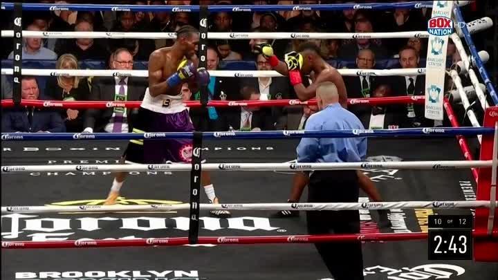 Роберт Истер - Хавьер Фортуна / Robert Easter vs. Javier Fortuna. HD