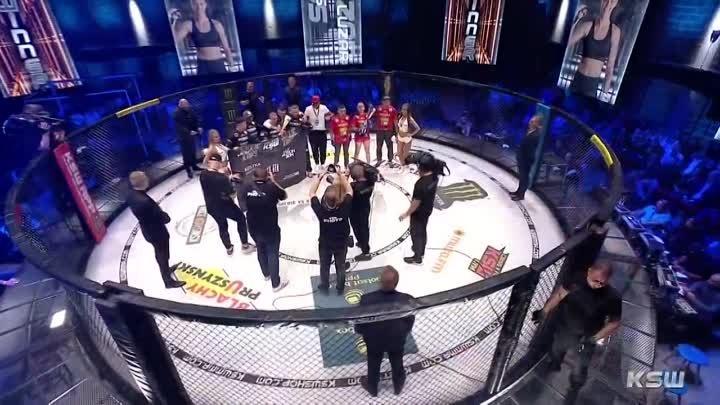 KSW 63: Роберто Солдич – Патрик Кинцл / Soldic vs. Kincl