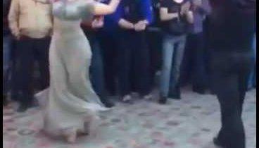 بنات الشيشان رقص