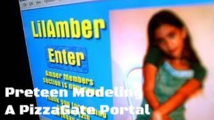Preteen Modeling - A PizzaGate Portal