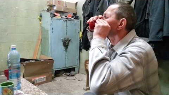 Мужик с похмелья видео черты наркомания