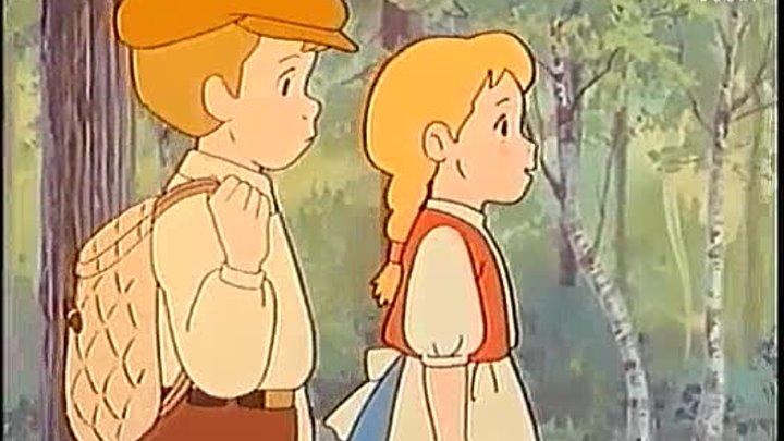 الانيميشين فتاة المراعي الحلقة 5 الخامسة مدبلجة Grassland Girl