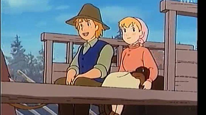 الانيميشين فتاة المراعي الحلقة 19 التاسعة عشر مدبلجة Grassland Girl