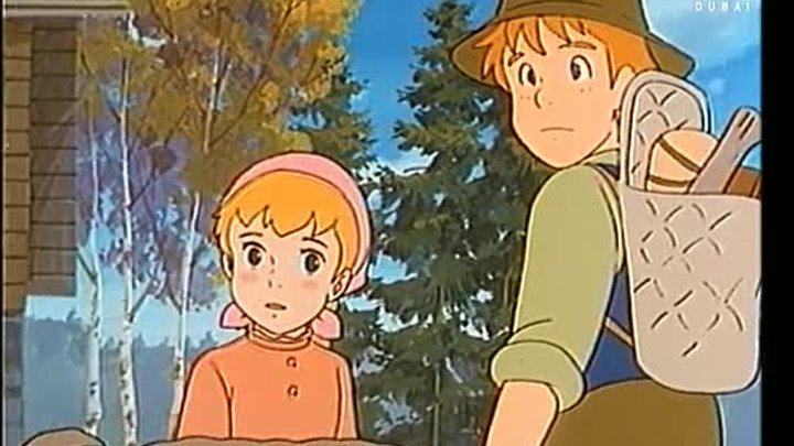 الانيميشين فتاة المراعي الحلقة 20 العشرون مدبلجة Grassland Girl
