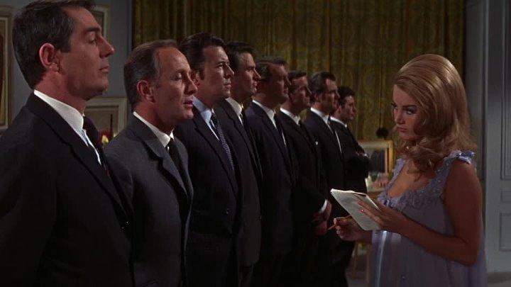 007 / Казино Рояль / 1967 / Комедийный боевик