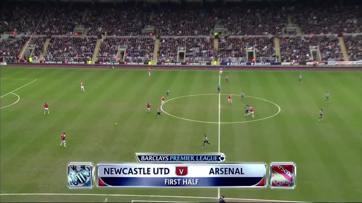 Epl Classic Match Newcastle V Arsenal 5th February 2011 Full Matches And Shows
