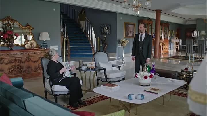 مسلسل حب أبيض أسود مدبلج الحلقة 25 الخامسة والعشرون