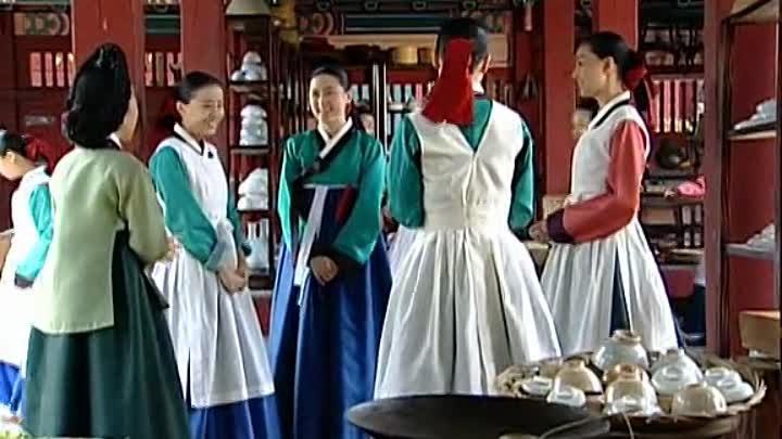 Giuvaierul Palatului Jewel In The Palace Sezonul 1 Episodul 8 Online Seriale Coreene Online Gratis Subtitrate In Romana