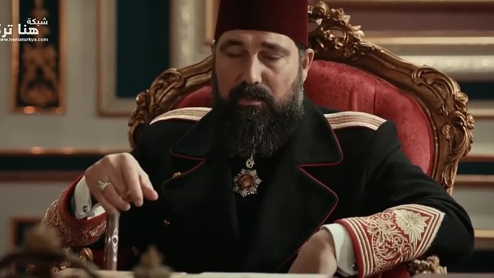 مسلسل السلطان عبد الحميد الثاني التركي الحلقة 124 كاملة مترجمة للعربية 5 الموسم الخامس